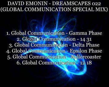 2009-02 - David Emonin - Dreamscapes 022 (Global Communication Production Mix).jpg