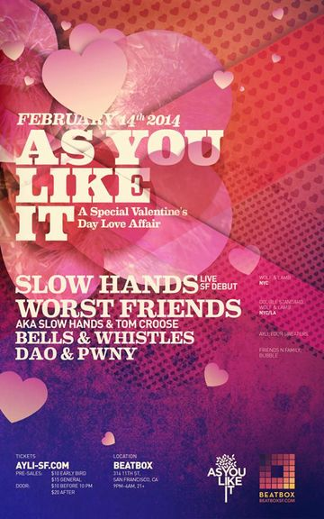 2014-02-14 - As You Like It - A Special Valentine's Day Love Affair, Beatbox.jpg
