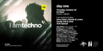 2011-10-20 - I Amtechno Invites Harry Klein, Dumb Unit & Clink, ADE.jpg