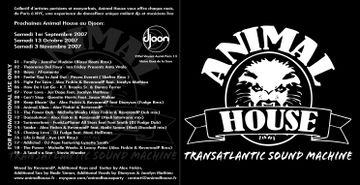 2007 - DJ Reverend P - Animal House (Promo Mix).jpg