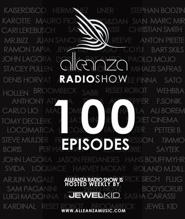 2013-11-22 - Jewel Kid - Alleanza Radio Show 100.jpg