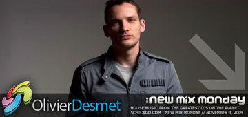 2009-11-03 - Olivier Desmet - New Mix Monday.jpg