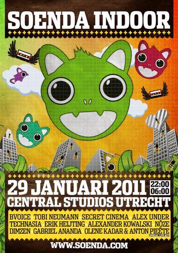 2011-01-29 - Soenda Indoor Festival, Central Studios.jpg
