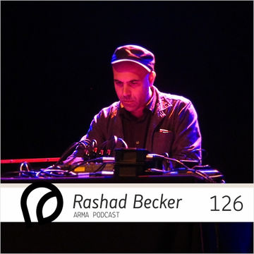 2014-10-23 - Rashad Becker - Arma Podcast 126.jpg