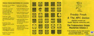 199X - Freddy Fresh & MPC Genius - The Trainspotters Dream Mastermix Vol.2 -a.jpg