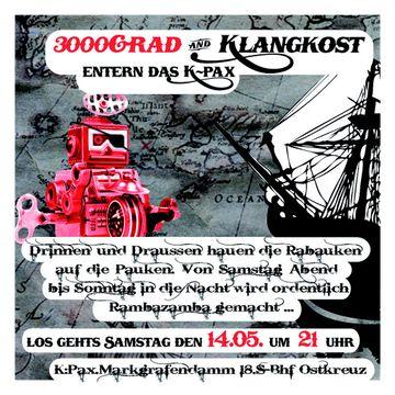 2011-05-1X - 3000° & Klangkost, K-Pax -1.jpg