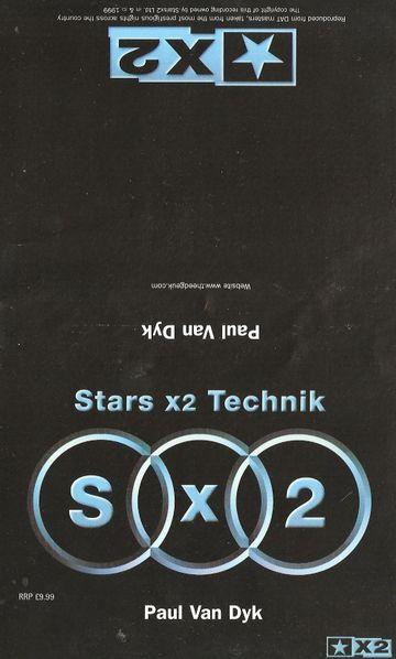 1999 - Paul Van Dyk - Stars X2 Technik.jpg