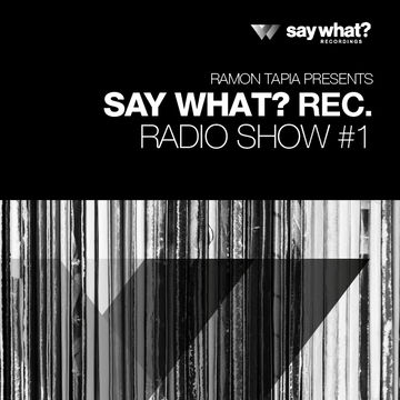 2013-02-01 - Ramon Tapia - Say What Podcast 001.jpg