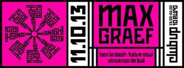 2013-10-11 - Max Graef @ Midnight City, Club Up.jpg