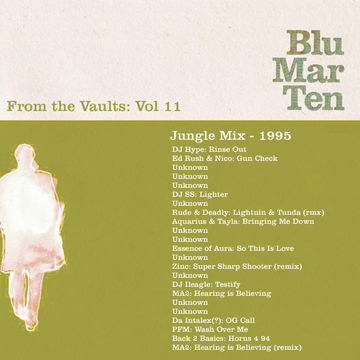 1995 - Blu Mar Ten - From The Vaults Vol.11 - Jungle Mix.jpg