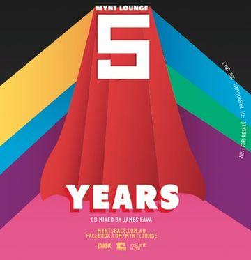 2012-07-18 - James Fava - Mynt Lounge 5th Birthday CD (Promo Mix).jpg