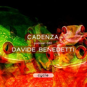 2012-07-25 - Davide Benedetti - Cadenza Podcast 030 - Cycle.jpg