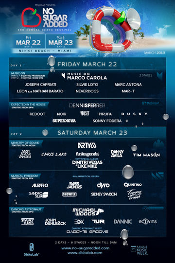 2013-03-2X - No Sugar Added Beach Festival, Nikki Beach, WMC.jpg