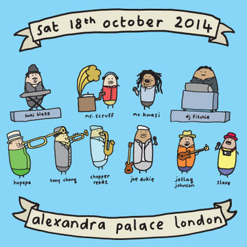 2014-10-18 - Fat Freddy's Drop, Alexandra Palace.jpg