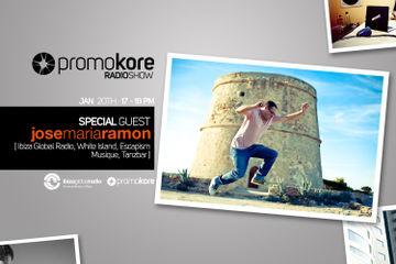 2012-01-20 - Jose Maria Ramon - Promokore Radio Show 005.jpg