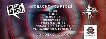 2013-07-04 - Obacht. Capsole abACHT!, Harry Klein, Munich.jpg