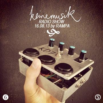 2013-08-16 - Rampa - Keinemusik Radio Show.jpg