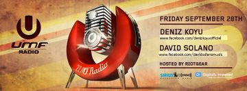 2012-09-28 - David Solano, Deniz Koyu - UMF Radio -1.jpg