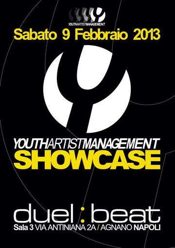 2013-02-09 - Youth Artist Management Showcase, Duel Beat -1.jpg