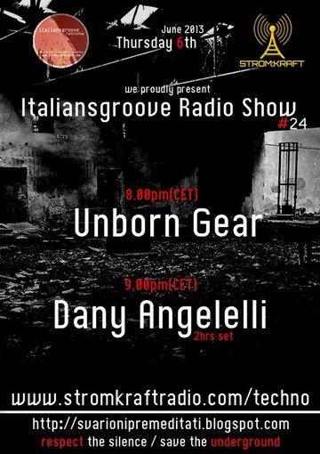 2013-06-06 - Dany Angelelli - Italiansgroove Radio Show 24.jpg