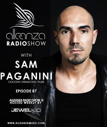 2013-08-23 - Sam Paganini - Alleanza Radio Show 87, Ibiza Global Radio.jpg