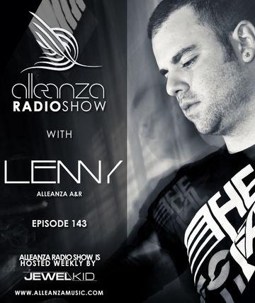 2014-09-19 - Lenny - Alleanza Radio Show 143.jpg