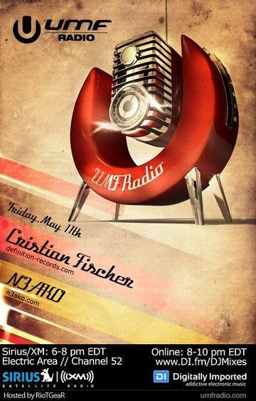 2012-05-11 - Christian Fischer, N3AKO - UMF Radio.jpg