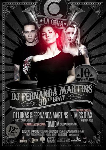 2012-11-10 - 30 Years Fernanda Martins, La Cova.jpg