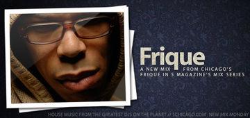 2009-05-11 - Frique - New Mix Monday.jpg