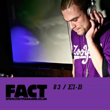 2009-09-13 - El-B - FACT Mix 83.jpg