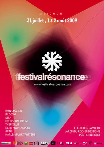2009 - Resonance Festival, Avignon.jpg