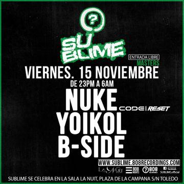 2013-11-15 - SUBLIME Masters, La Nuit, Toledo, Spain.jpg