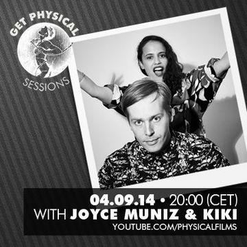 2014-09-04 - Joyce Muniz & Kiki @ Get Physical Sessions 40.jpg