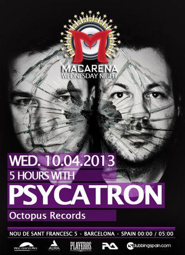 2013-04-10 - Psycatron @ Wednesday Night, Macarena.jpg