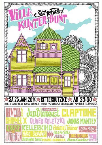 2014-01-25 - Stil vor Talent - Villa Kunterbunt, Ritter Butzke.jpg