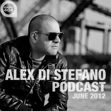 2012-06-07 - Alex Di Stefano - June Podcast.jpg
