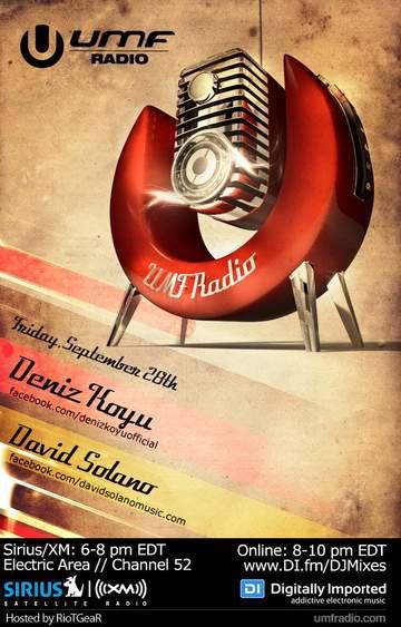 2012-09-28 - David Solano, Deniz Koyu - UMF Radio -2.jpg