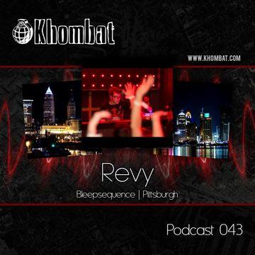 2013-03-07 - Revy - Khombat Podcast 043.jpg