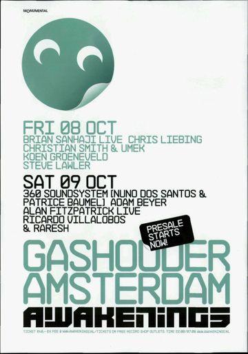 2010-10-0X - Awakenings Weekender, Gashouder.jpg