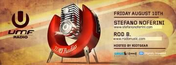 2012-08-10 - Stefano Noferini, Rod B. - UMF Radio -1.jpg