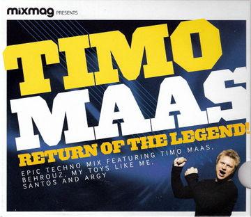 2009-02 - Timo Maas - Return Of The Legend (Mixmag) -1.jpg