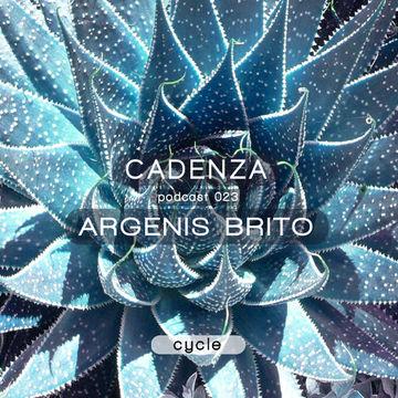 2012-06-06 - Argenis Brito - Cadenza Podcast 023 - Cycle.jpg