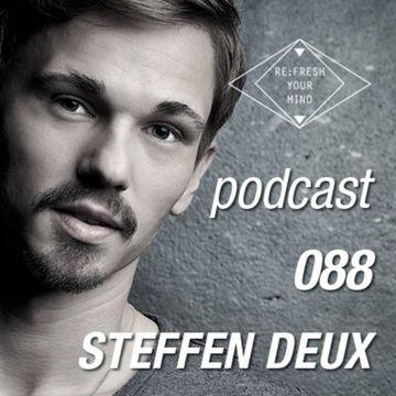 2013-11-06 - Steffen Deux - ReFresh Music Podcast 88.jpg
