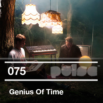 2012-05-07 - Genius Of Time - Pulse Radio Podcast 075.png