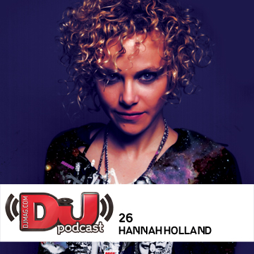 2011-02-16 - Hannah Holland - DJ Weekly Podcast 26.jpg
