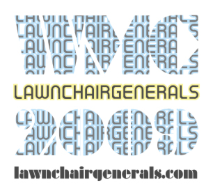 2009-03 - LawnChair Generals - WMC Promo Mix.jpg
