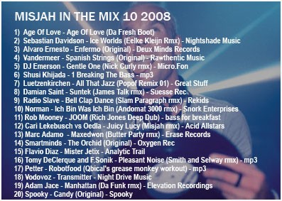 2008-10 - DJ Misjah - Promo Mix October 2008.jpg