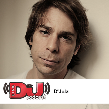 2013-07-12 - D'Julz - DJ Weekly Podcast.jpg