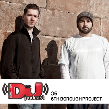 2011-05-11 - 6th Borough Project - DJ Weekly Podcast 36.jpg