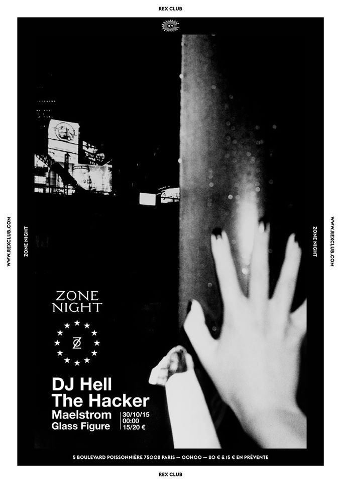 2015.10.30 - The Hacker - Zone Night @ Rex Club (Paris, France) [Trax 168] 2015-10-30_-_Zone_Night%2C_Rex_Club